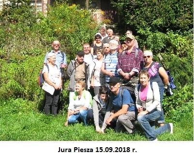 Jura Piesza 15.09.2018 r.