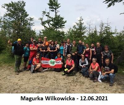 Magurka Wilkowicka - 12.06.2021