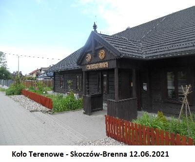 Koło Terenowe - Skoczów-Brenna 12.06.2021
